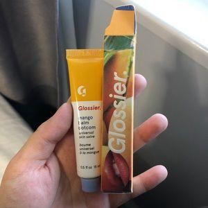 NEW Glossier Mango Balm dot com